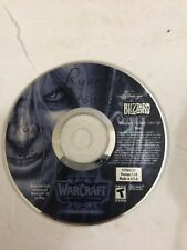 World of Warcraft 3 Frozen Throne Expansion set COMPLETE Only Disc Ships N 24hrs