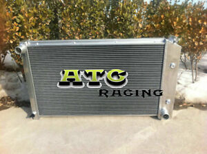 Aluminum Radiator for Pontiac Firebird Trans Am 1970-1981 76 77 78 79 3 Row AT
