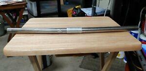 "Merlin titanium flat bar 22"" wide 25.4mm"