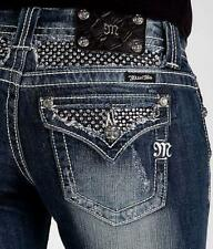 Miss Me Jeans Buckle 24 x 31 Easy Boot JE5422EL