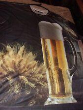 Germany,German,Beer,Bier,Shirt.GET A LIFE. Sz.XL. Light Weight.Oktoberfest