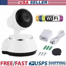 Wireless 720P Pan Tilt Network Home CCTV IP Camera Night Vision WiFi Webcam