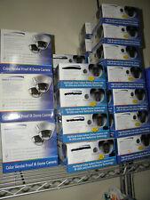 24 Speco Dome Security Cameras 3 Vl-650Irvf/S 9 Vl-648Irvf 12 Cvc-648Irvfhq New