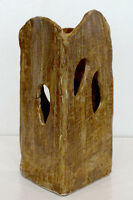 1960's Vintage MID-CENTURY MODERN Studio Art Pottery MODERNIST SCULPTURE / Eames