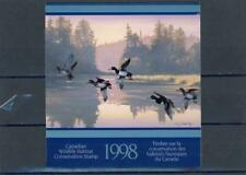 Canada Wildlife Conservation Mint Issue 1998