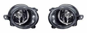 2008 - 2011 VOLVO S40 FOG LAMP LIGHT LEFT AND RIGHT PAIR SET