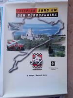 2000 Rund um den Nürburgring / Formel 1 DTM Nordkurve Grand Prix Strecke Reklame