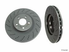 WD Express 405 33140 001 Front Disc Brake Rotor