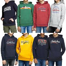 Jack and Jones Kinder Hoodie Kapuzenpullover Sweatshirt Jack & Jones Pullover