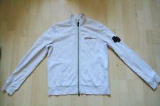 """Mens Armani Jeans AJ Jacket - White - Size L - Pit to Pit 21"""""""
