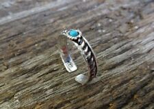Turquoise Toe Ring Indian Toe Ring Mother's day gift Summer Toe Ring toe ring