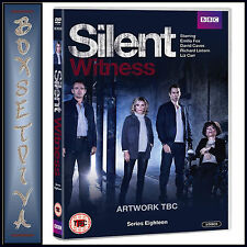 SILENT WITNESS - COMPLETE BBC SERIES 18   **BRAND NEW DVD ***