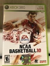 New listing NCAA Basketball 10 (Microsoft Xbox 360, 2009). Tested & Works Great (see pics)!!