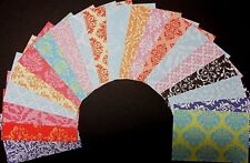 "Beautiful Scrapbooking/Cardmaking Papers x 20 *DAMASK*  *15cm x 10cm (6"" x 4"")"