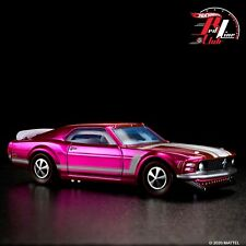2020 Hot Wheels RLC Exclusive Convention '70 Mustang BOSS 302 CONFIRMED ORDER