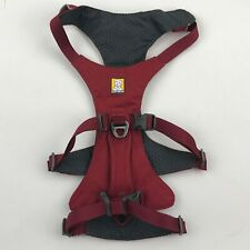 Ruffwear Red Rock Flagline with Handle Harness sz S NEW