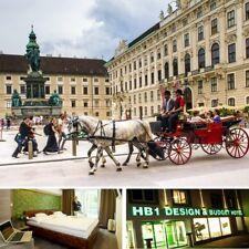 Kurzreise im HB1 Hotel Schönbrunn Wien Österreich Städtereise 3 Tage