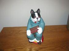 Boston Terrier Figurine from Imaginals by Ka Graves / Boston Beene