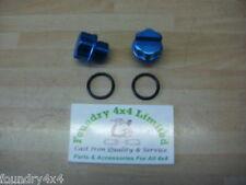 Land Rover 300Tdi X Eng Radiator & Thermostat  Bleed Screw Set Blue  X Cap