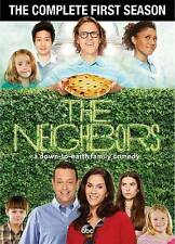 The Neighbors: The Complete First Season (DVD, 2013, 3-Disc Set) NEW