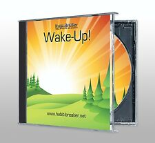 Wake-Up! Beta Frequency Binaural Beats Meditation System & Brainwave Entrainment