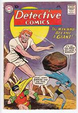 DETECTIVE COMICS # 278 1960 GIANT Batman ROY RAYMOND John Jones VG-