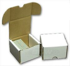 150 BCW (200 Count) Storage Boxes  Free Shipping