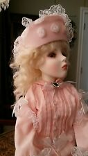 Ball Jointed WHISPER Head Doll w/Mission Impossible American BJD's Goodreau 2008