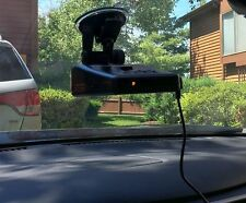 Suction Cup Car Windshield Mount for Rocky Mountain Phantom-T Radar Detector