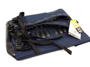 Ortlieb Commuter Daypack Urban Back Pack, Waterproof, 21.8L, R4153, Black