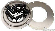 Placas de presión de acero ukscooters VESPA Embrague Y Resortes PX125-150 LML