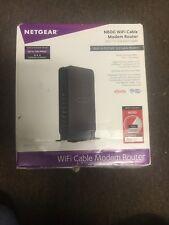 Netgear N600 Wifi Cable Modem Router C3700
