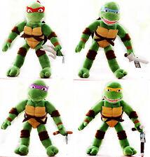 """Teenage Mutant Ninja Turtles Hero TMNT Kids Plush Toy Stuffed Soft Doll 16"""" 40cm"""