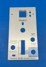 Tektronix 333 1778 00 Tg501 Front Panel