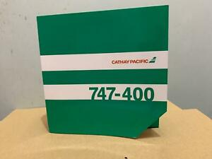 Cathay Pacific B747-400 Celebrating 30 years (Official 1:400)