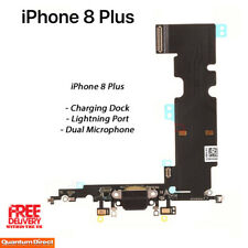 NEW iPhone 8 Plus Lightning Port / Charging Dock / Dual Microphone Replacement