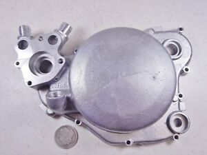 81-82 CR250R CR250 Left Side Crankcase Clutch Water Pump Housing Cover 0031-008