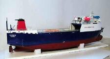 "Genuine, elegant wooden model ship kit by Deans Marine: the ""Muirneag"""