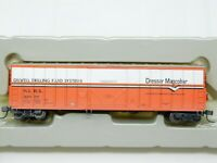 N Scale Athearn 11193 NIRX Dresser Magcobar 50' NACC Box Car #42997 Weathered