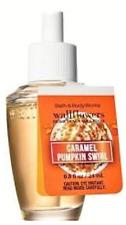 *New* 2-pk ~ Caramel Pumpkin Swirl ~Wallflower Refill Bulbs ~ Bath & Body Works