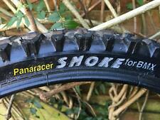 RALEIGH BURNER - PANARACER SMOKE TYRE - OLD SCHOOL BMX - FREE P&P