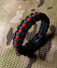 The Royal Green Jackets 550 Paracord Bracelet