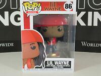 Funko Pop Young Money Rapper Lil Wayne #86