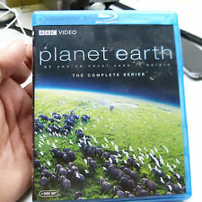 NICKEL STORE: BBC VIDEO PLANET EARTH DVD SET (MISSING DVD 1), VG CONDITION (B8)