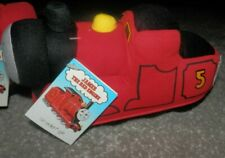 thomas the train 1991 EDEN  James ENGINE Red Stuffed Animal Vintage Toy NEW!