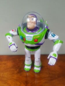 Toy Story Buzz Lightyear Talking Figure Thinkway Toys