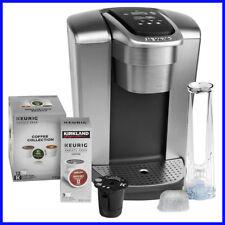 Keurig K-Elite C Single Serve Coffee Maker, 15 K-Cup Pods & Reuse Filter