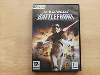 STAR WARS BATTLEFRONT PC CD-ROM GAME (3 DISCS WITH MANUAL) WINDOWS 98SE ME 2000
