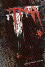 TNA IMPACT Program 2010 Wrestling AJ Styles Sting Booker T Bobby Lashley Samoa J