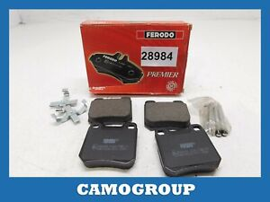 Pills Brake Pads Rear Brake Pad ferodo SAAB 9-5 FDB1117B